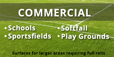 Artificial Grass - Commercial Idea