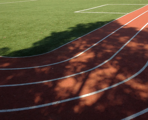 Artificial Grass - Running Track 2