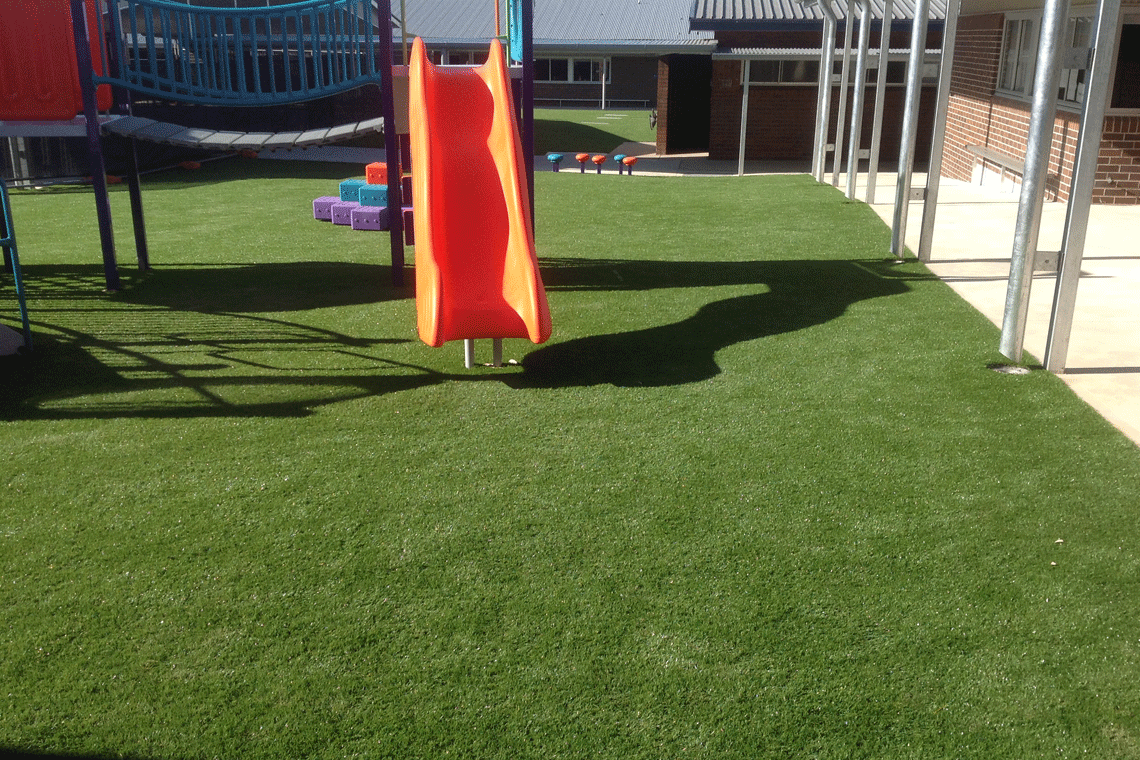 Artificial Grass - Grass Playground 8
