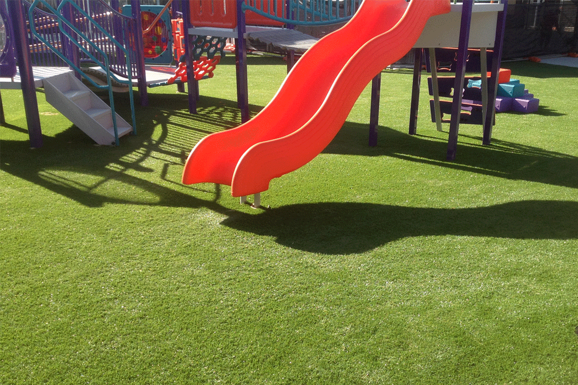 Artificial Grass - Grass Playground 7
