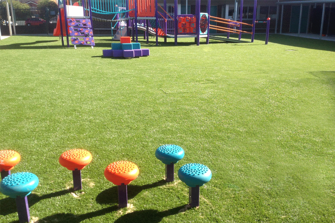 Artificial Grass - Grass Playground 6
