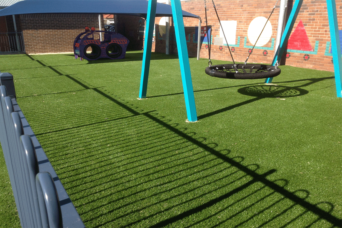 Artificial Grass - Grass Playground 5