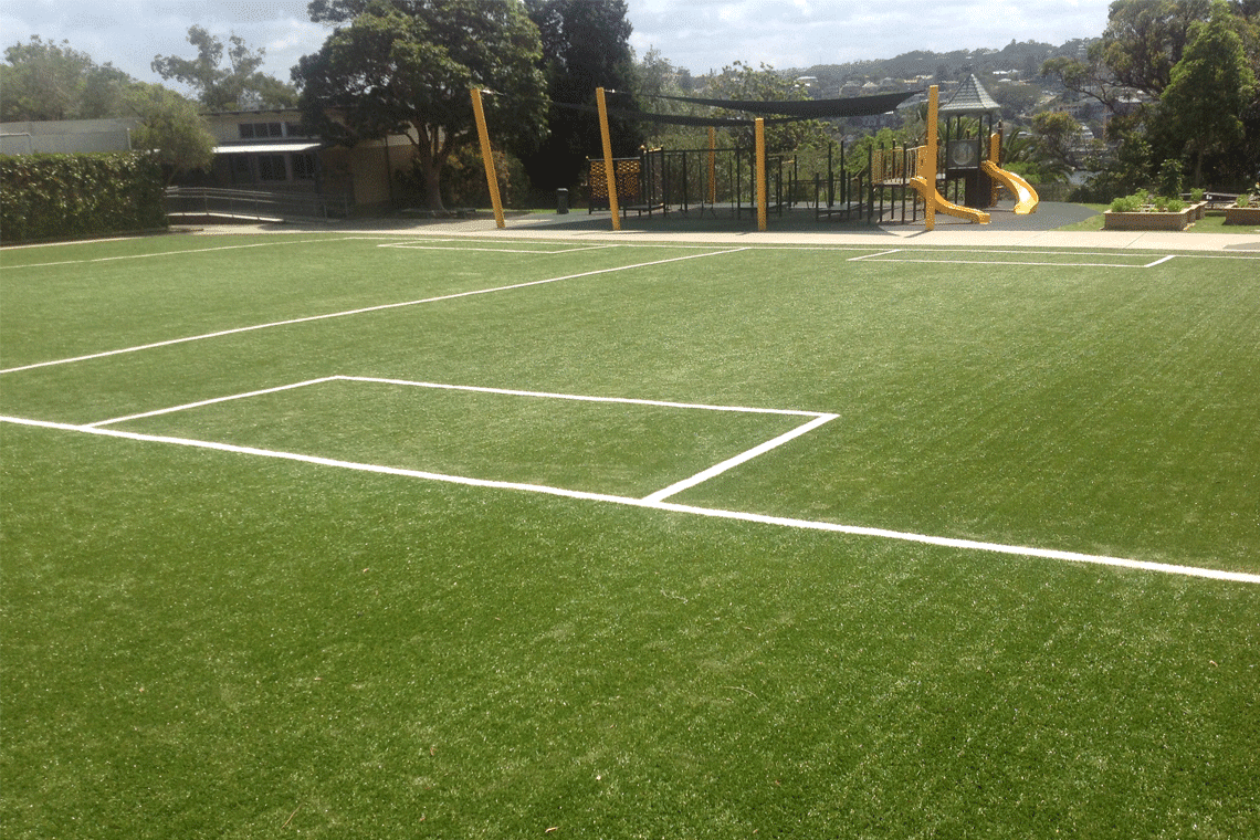 Artificial Grass - Football Pitch