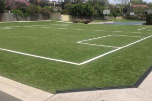 Artificial Grass - Football Pitch 3
