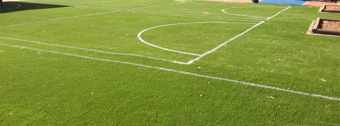 Artificial Grass - Football Pitch 5