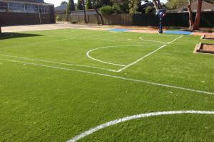Artificial Grass - Football Pitch 2