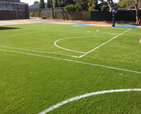 Artificial Grass - Football Pitch 2