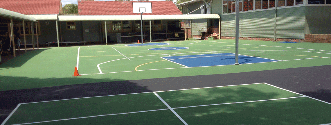 Artificial Grass - Multisport Surface 2